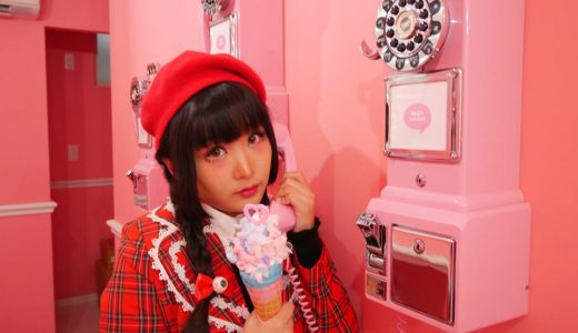 3 shops that offer best photogenic ice cream in Harajuku,Tokyo