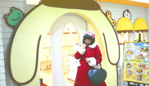 Cute Sanrio Character cafe in Harajuku,Tokyo!